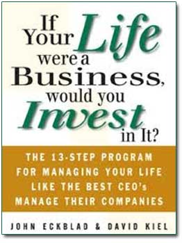 If your life were a business would you invest in in?